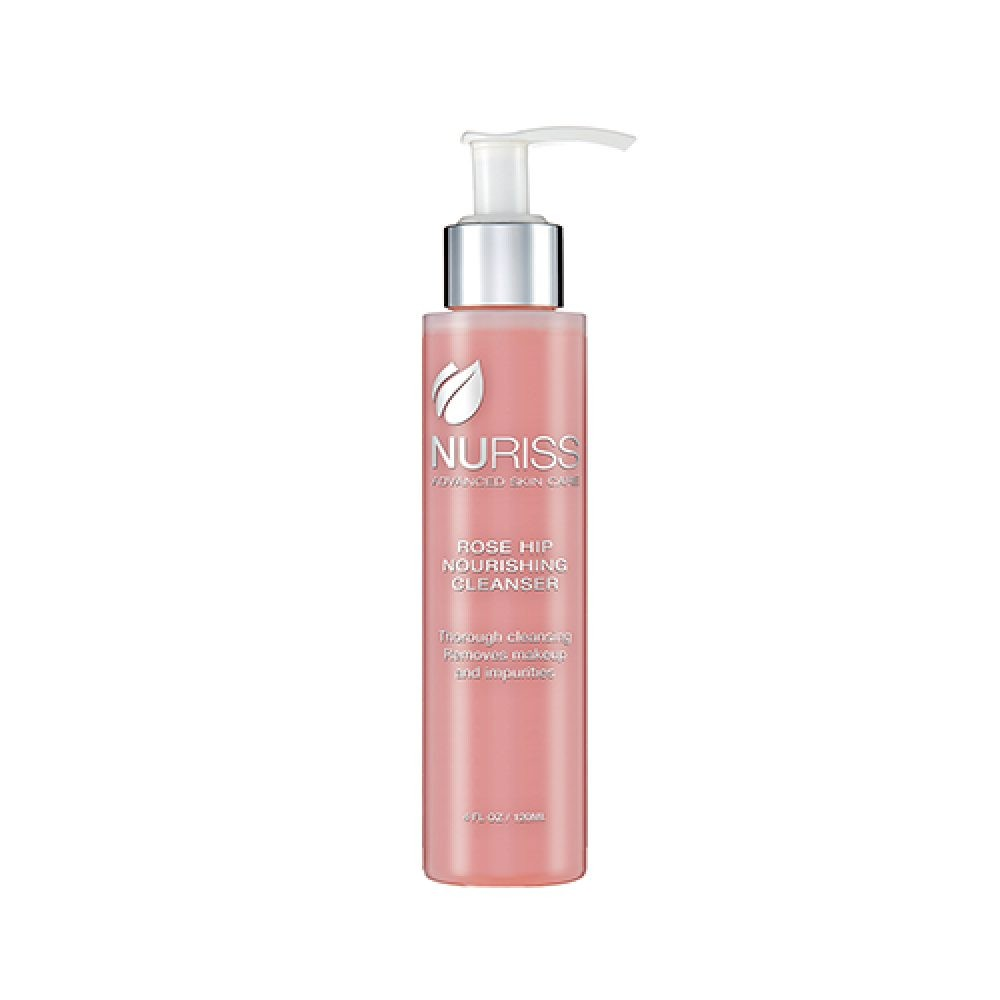 Nuriss Rose Hip Nourishing Cleanser