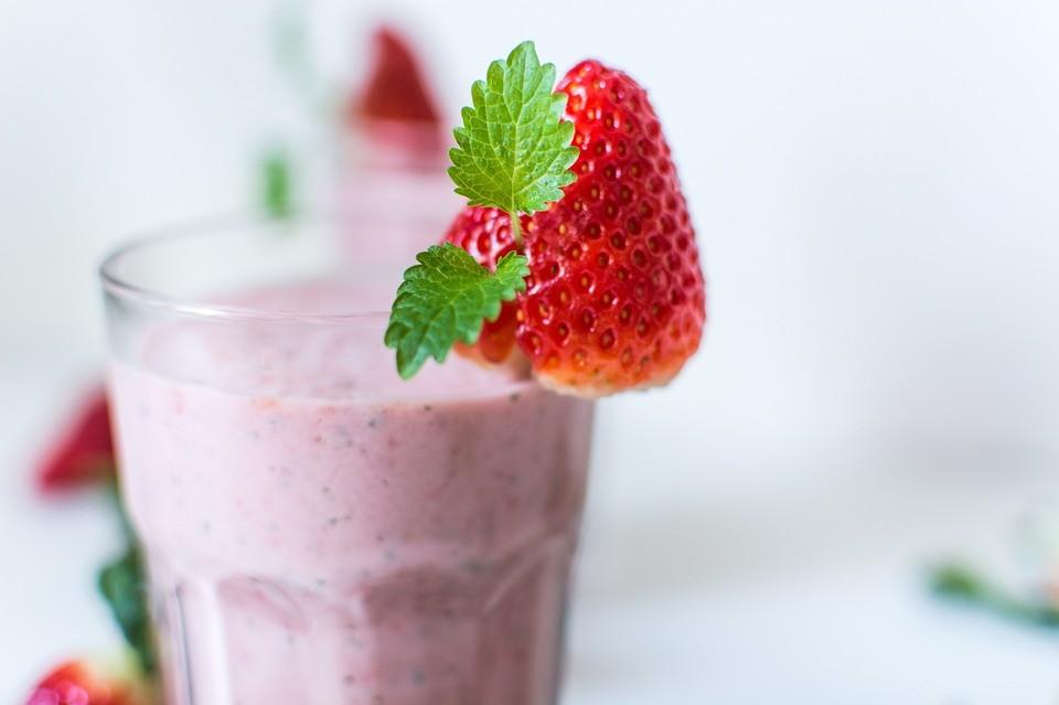 Skin Healthy Food
